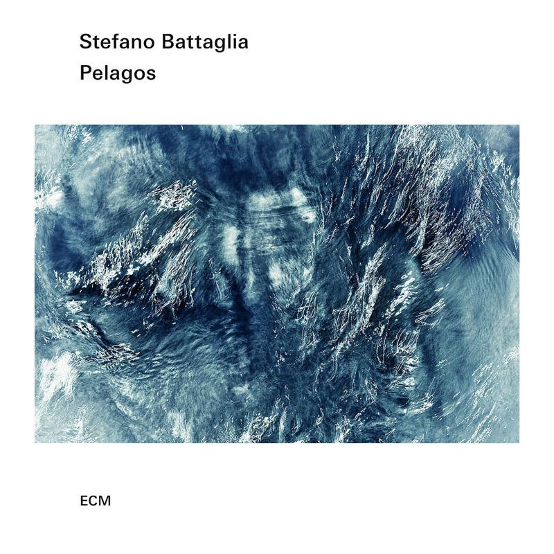 Cover of Stefan Battaglia album Pelagos