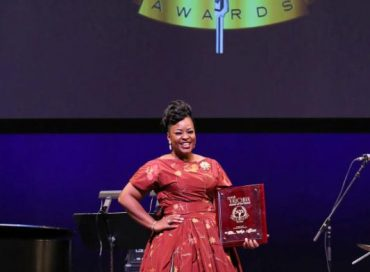 Quiana Lynell Wins Sarah Vaughan Competition
