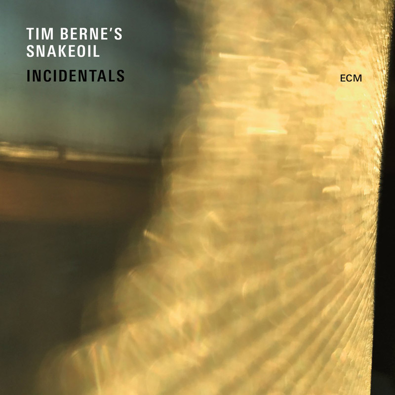 Cover of Tim Berne's Snakeoil album Incidentals