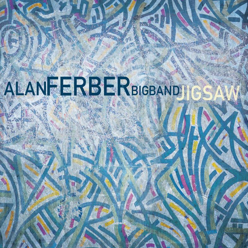 Cover of Alan Ferber Big Band album Jigsaw