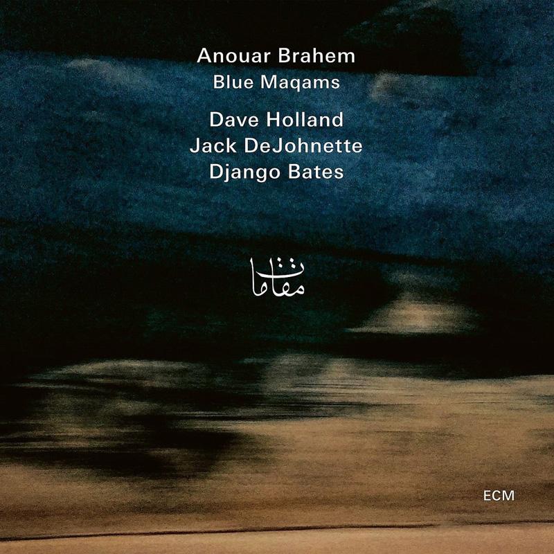 Cover of Anouar Brahem album Blue Maqams