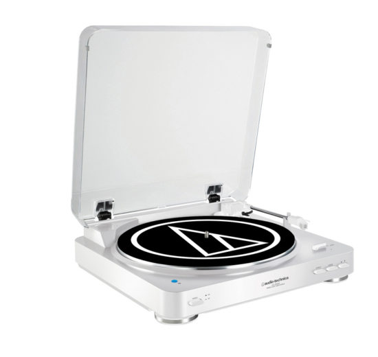 Audio-Technica AT-LP60-BT turntable - one of the audio products recommended by Brent Butterworth
