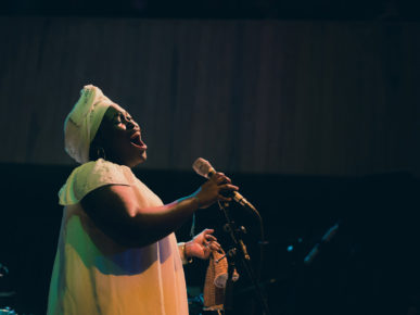 Daymé Arocena: (photo by Casey Moore)