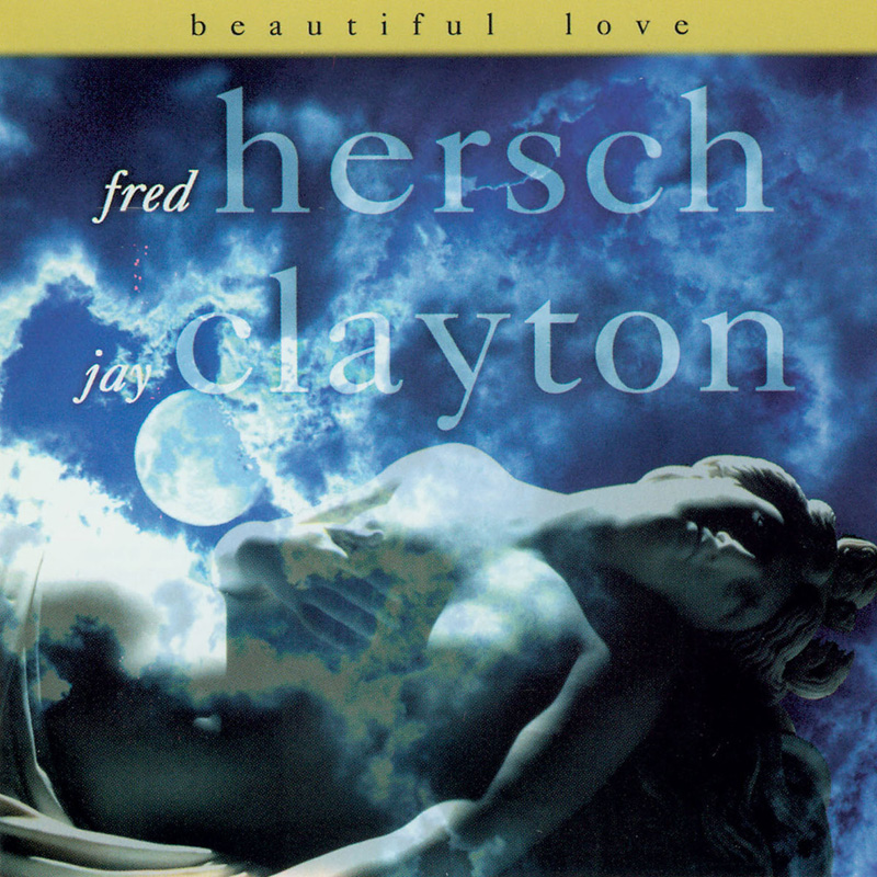 Cover of Fred Hersch & Jay Clayton album Beautiful Love