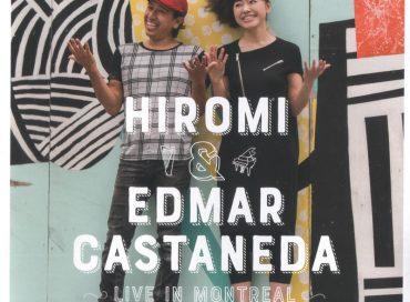 Hiromi & Edmar Castañeda: Live in Montreal (Telarc)