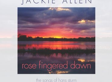 Jackie Allen: Rose Fingered Dawn (Avant Bass)
