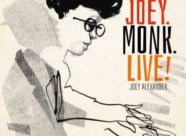 Joey Alexander: Joey.Monk.Live! (Motéma)