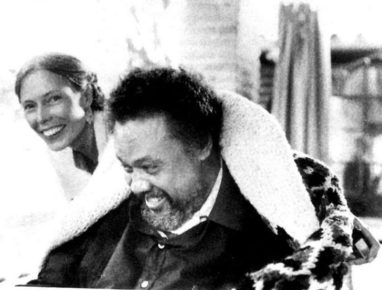 Joni Mitchell and Charles Mingus
