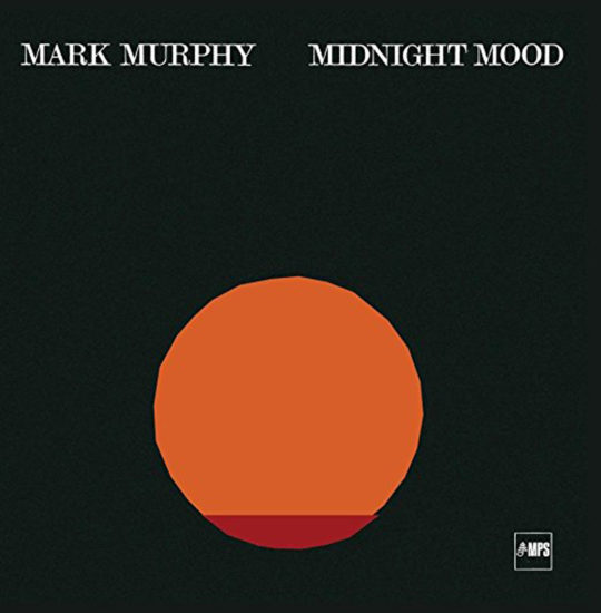 Cover of Mark Murphy album Midnight Mood
