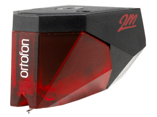Ortofon 2M Red phono cartridge