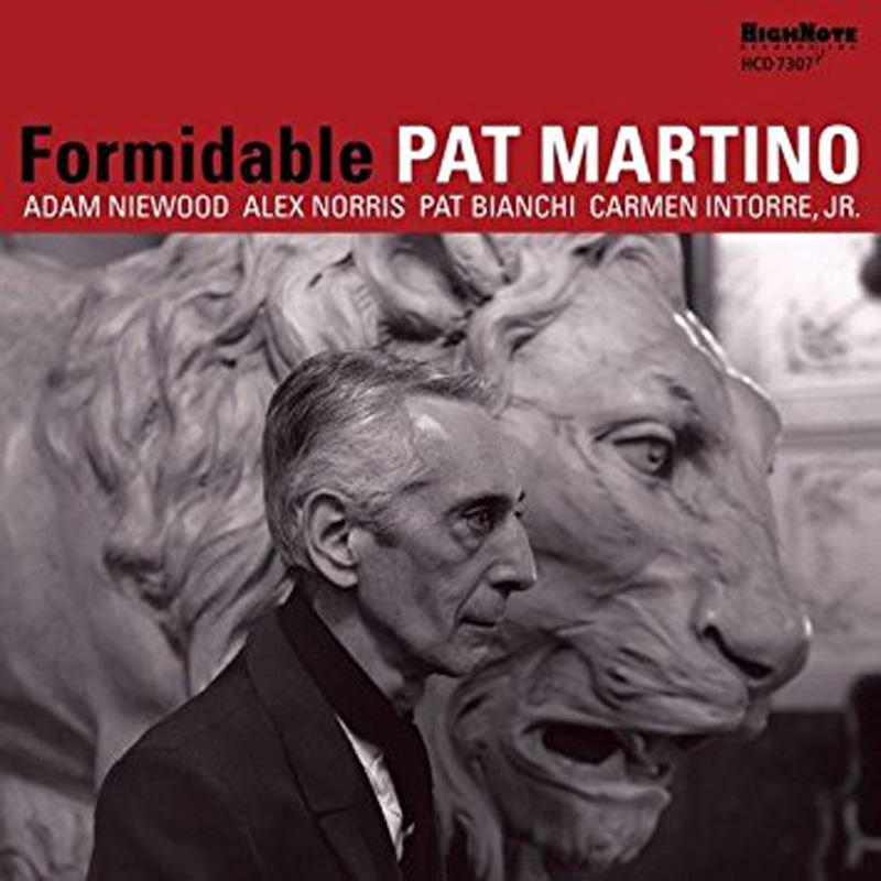 Cover of Pat Martino album Formidable