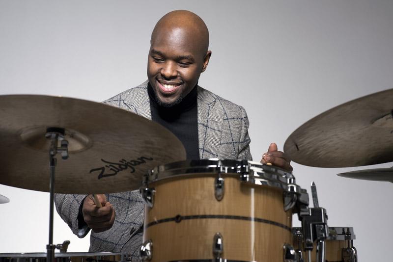Drummer Ulysses Owens