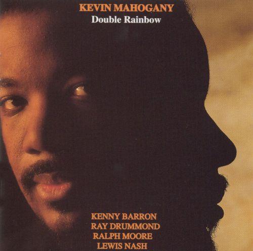 Cover of Kevin Mahogany album Double Rainbow