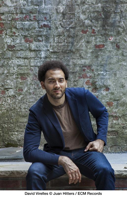 David Virelles (photo by Juan Hitters/ECM Records)