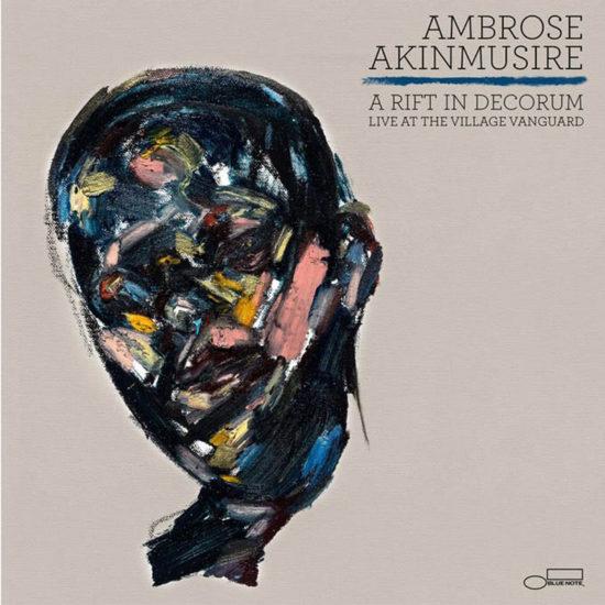 Cover of Ambrose Akinmusire album A Rfit in Decorum