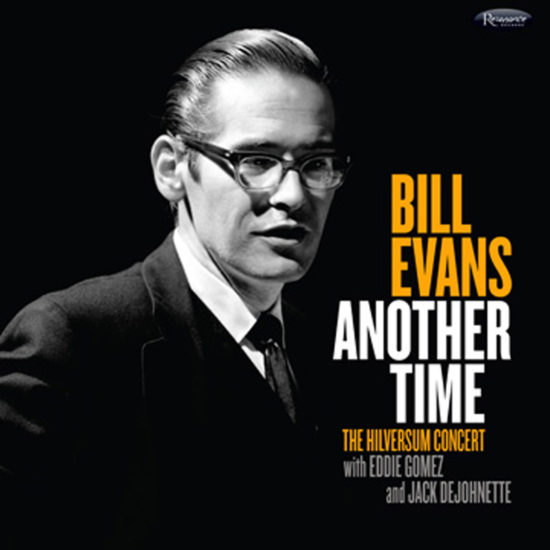 Cover of Bill Evans album Another Time: The Hilversum Concert