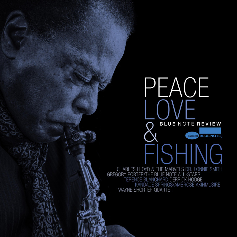 Cover of Blue Note Review box set
