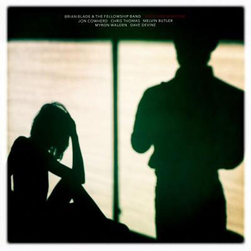Cover of Brian Blade & Fellowship Band album Body and Shadow
