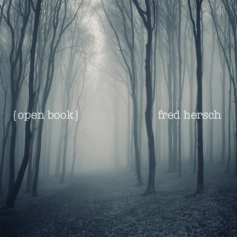 Cover of Fred Hersch album Open Book