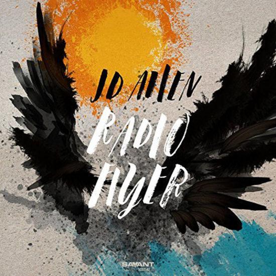 Cover of JD Allen album Radio Flyer