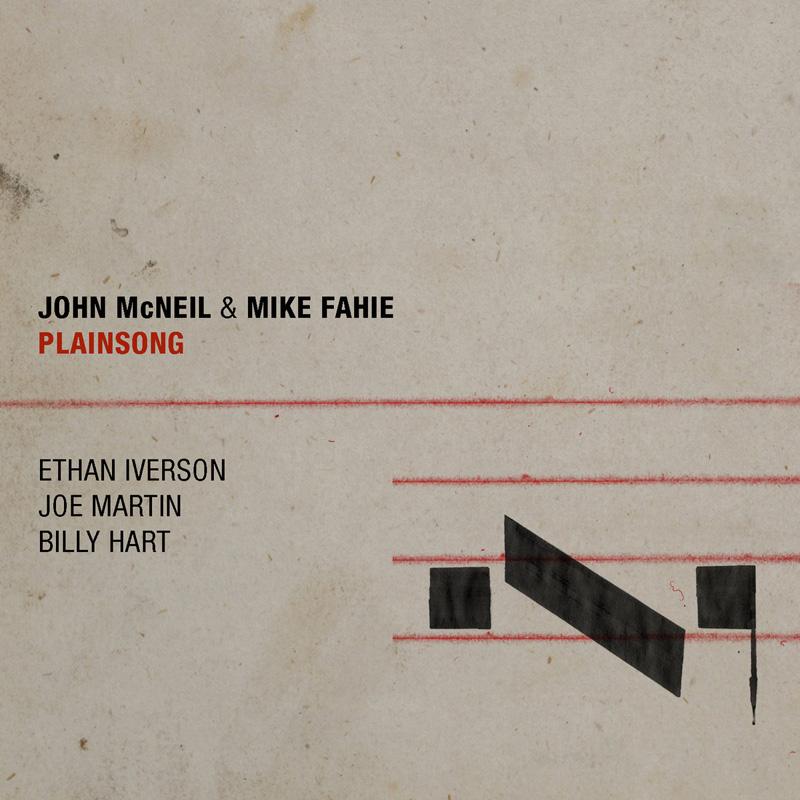 Cover of John McNeil & Mike Fahie album Plainsong