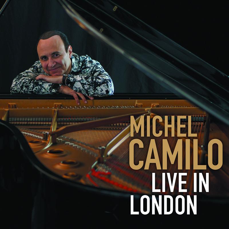 Cover of Michel Camilo album Live in London