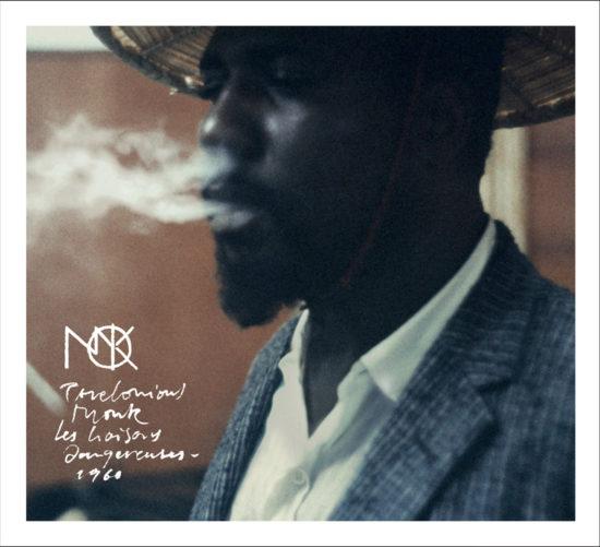 Cover of Thelonious Monk album Les Liaisons Dangereuses 1960