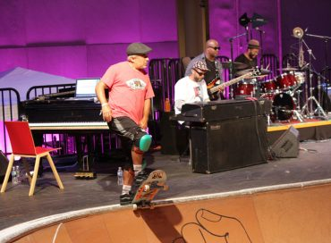 Jason Moran: Skate and Create