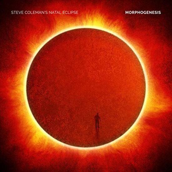 Cover of Steve Coleman's Natal Eclipse album Morphogenesis