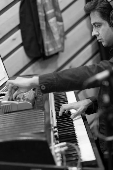 Vijay Iyer (photo by Lynne Harty/ECM Records) chosen at top in Critics' Picks poll
