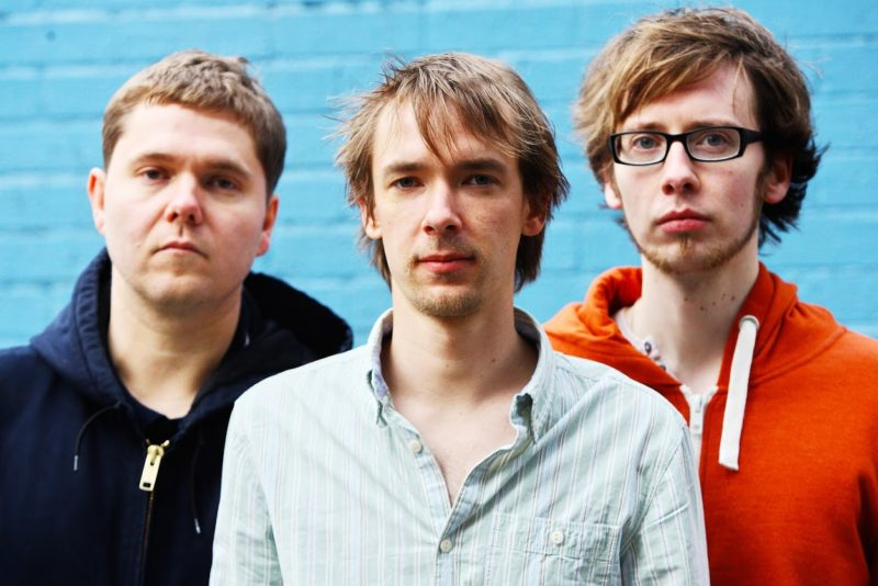 GoGo Penguin (photo by Arlen Connelly)