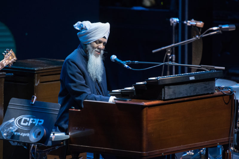 Dr. Lonnie Smith performing on the 2018 Blue Note at Sea cruise (photo by Amanda Turner/Tuke Photography)