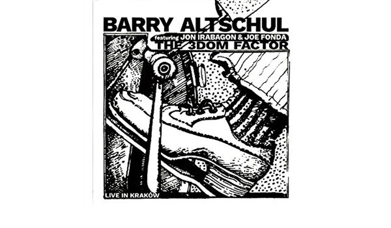 Cover of Barry Altschul & 3dom Factor album