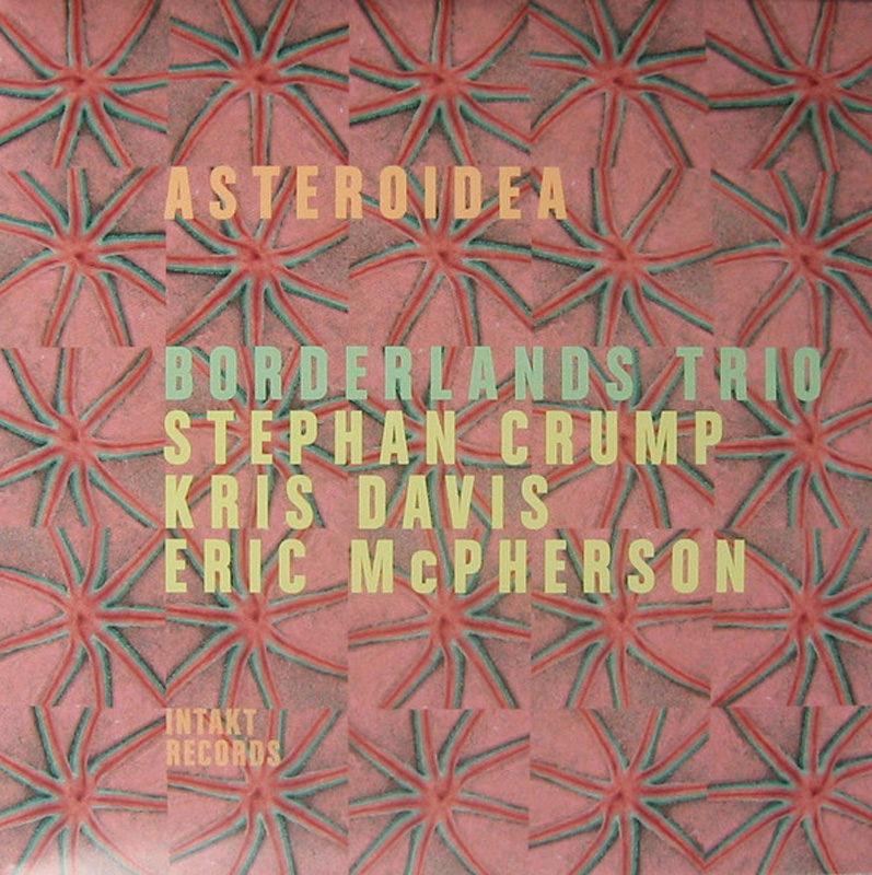Cover of Borderlands Trio album Asteroidea