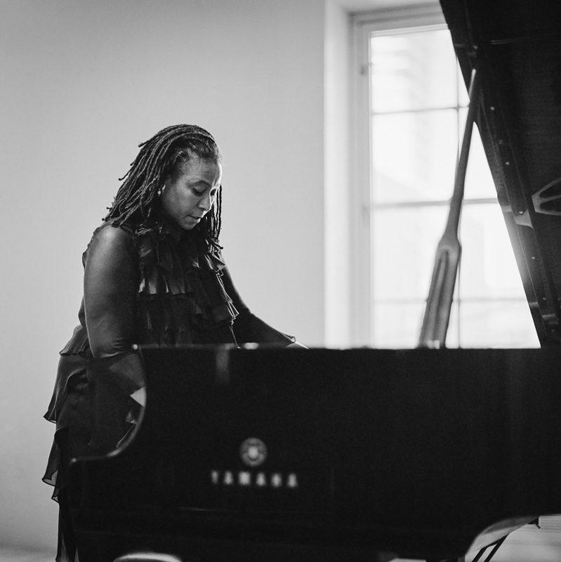 Geri Allen (photo by Rob Davidson)