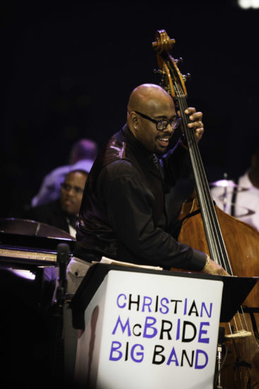 Christian McBride (photo by Anna Webber)