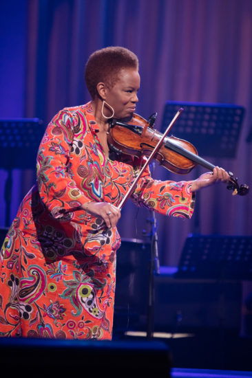 Regina Carter (photo by Steve Mundinger c/o the Monk Institute)