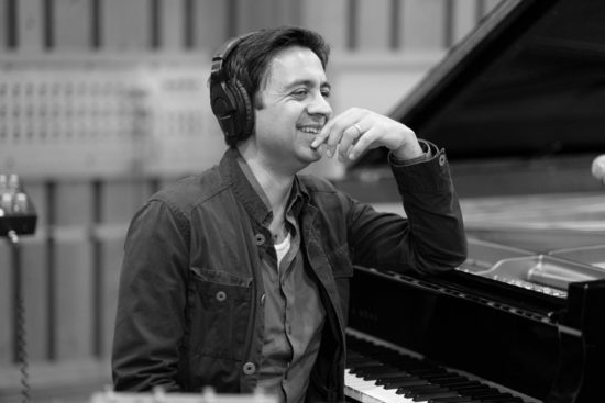 Vijay Iyer - JazzTimes Readers and Critics Poll choice for Artist of the year (photo by Clynne Harty c/o ECM Records)
