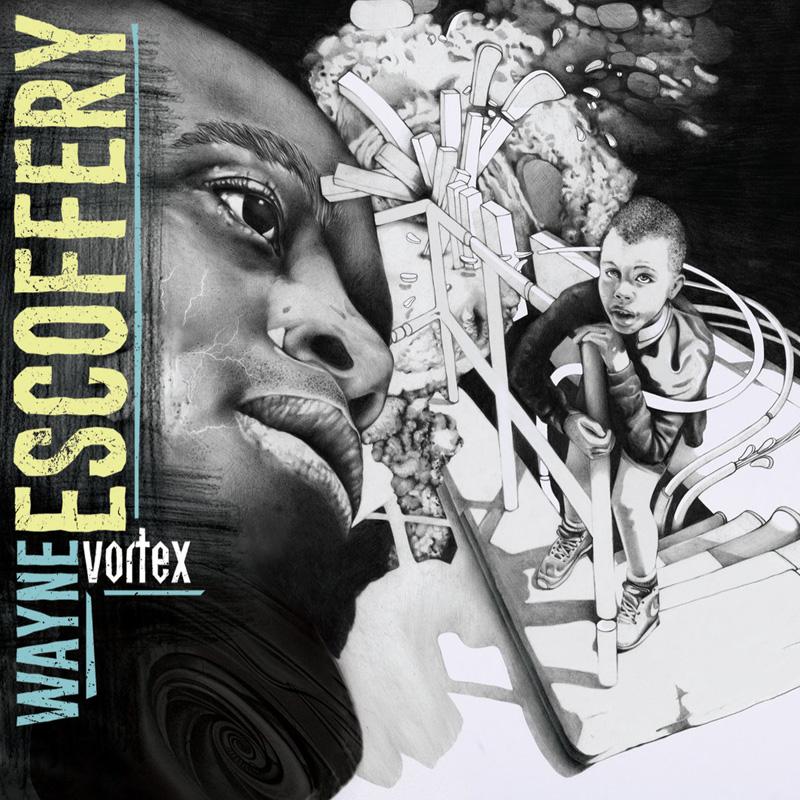 Cover of Wayne Escoffery album Vortex