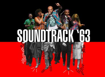 Soundtrack '63 Brings 1963's Music Back to the Apollo Theater