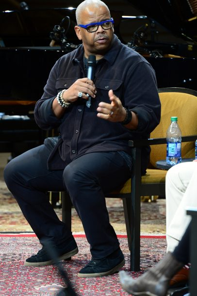 Terence Blanchard at Jazz Congress (photo by Frank Stewart/JALC)