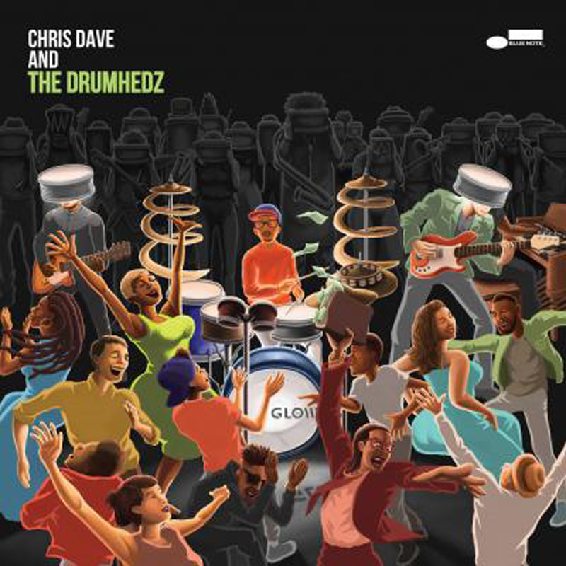 Cover of Chris Dave and Drumhedz album
