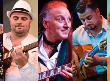 Django Festival Allstars to Play Carnegie Hall