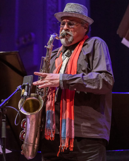 Joe Lovano (photo by Scott Friedlander)