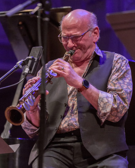Dave Liebman (photo by Scott Friedlander)