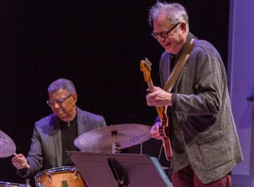 "Live Review: ""John Abercrombie: Timeless"""