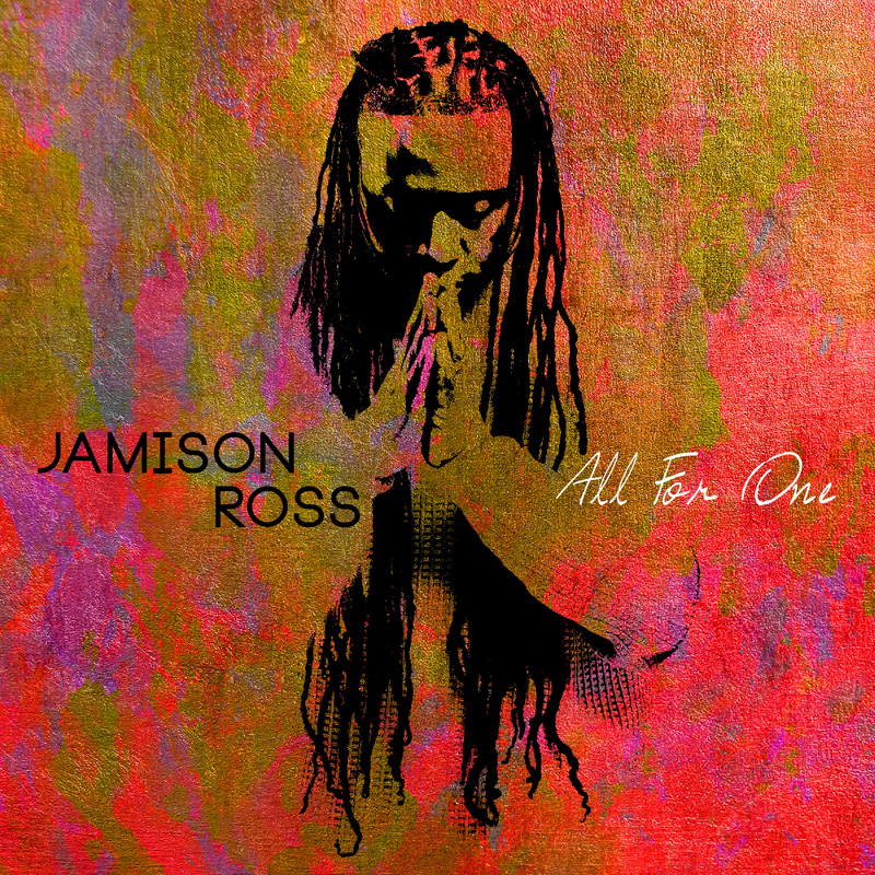 Cover of Jamison Ross album All For One