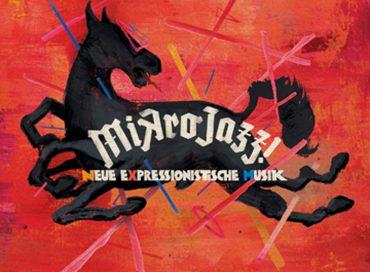 Philipp Gerschlauer/David Fiuczynski: Mikrojazz! Neue Expressionistische Musik (RareNoise)