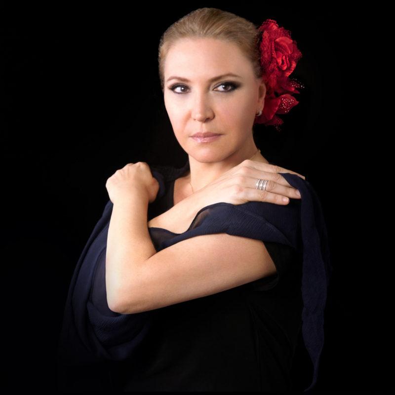 Eliane Elias (photo by Priscila Silvestre) from album Music from Man of La Mancha