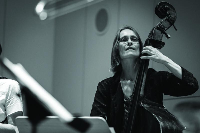 Anne Mette Iversen (photo by Dieter Duvelmeyer)
